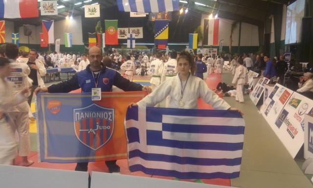 Διεθνές Τουρνουά Τζούντο «SAINT CYPRIEN – FRANCE»