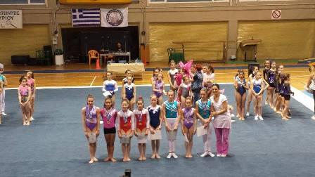Πανελλήνιο Πρωτάθλημα Ενόργανης Γ' Κατηγορίας (Παίδων-Κορασίδων)