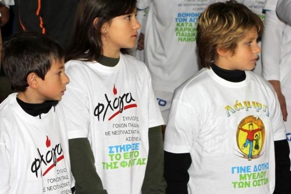 Η Super League αφιερώνει την 21η αγωνιστική στην ευαισθητοποίηση για τον καρκίνο της παιδικής ηλικίας.
