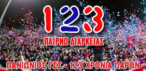 Νέα χρονιά, νέοι αγώνες για τον ΠΑΝΙΩΝΙΟ