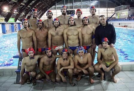 Πόλο Ανδρών: Πανιώνιος Γ.Σ.Σ. – Εθνικός ΟΦΠΦ 6-14