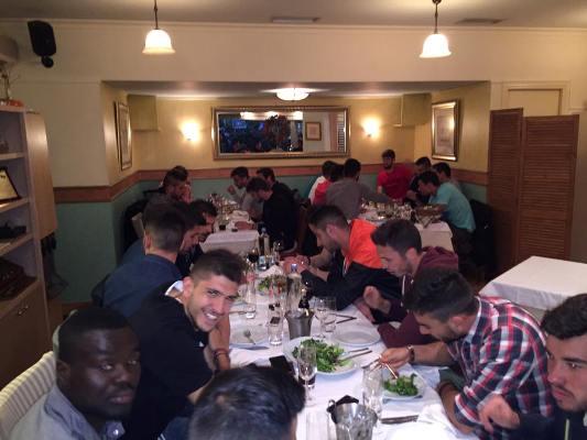 Δείπνο της διοίκησης στο ποδοσφαιρικό τμήμα