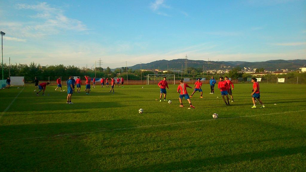 Η αποστολή για τον αγώνα κυπέλλου στο Αγρίνιο