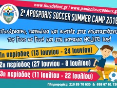 FDF camp 2016 για site