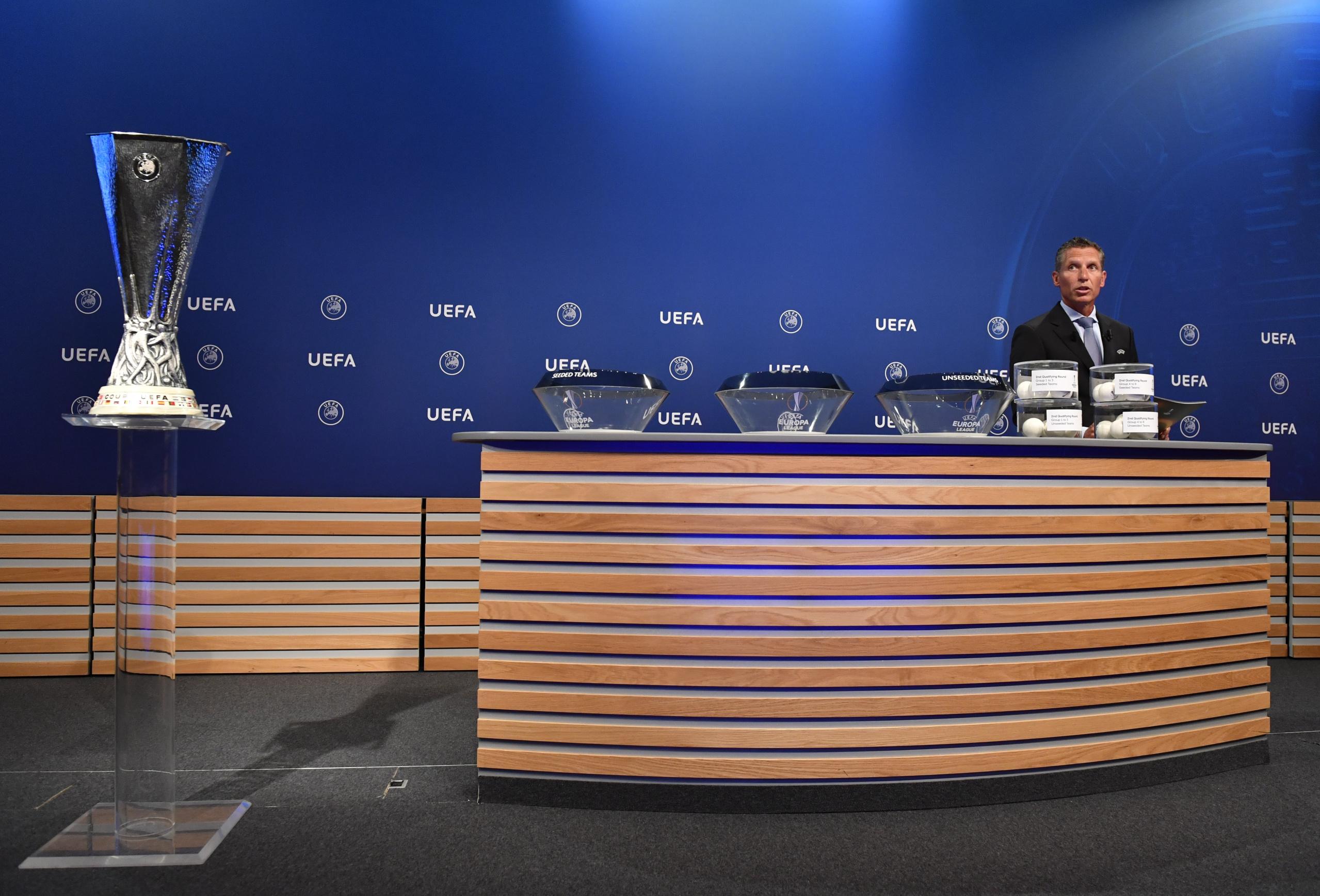 Panionios Uefa Europa League 2017 18 Second Qualifying Round Draw